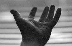Hand small