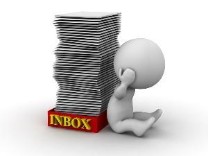 inbox overload