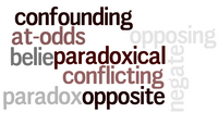 paradox wordle