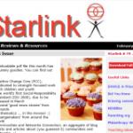 February Starlink
