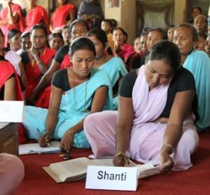 Village Women in Chitwan