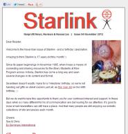 Starlink Header