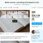 """Kickstarter Crowd Funding: Five """"Secrets"""" of Success"""
